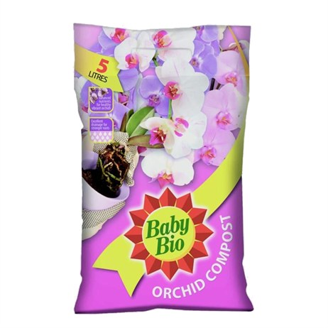 Bayer Baby Bio Orchid Compost 5L (85000003)