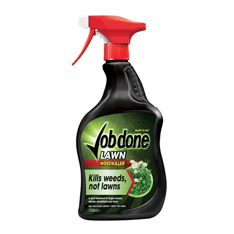 Bayer Job Done Lawn Weedkiller Ready to Use 750ml (86600109)