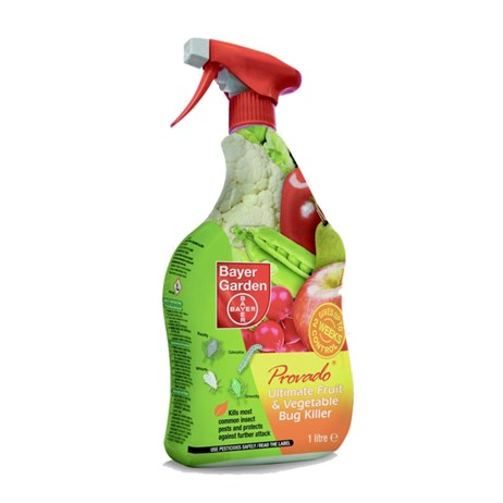 Bayer Provado Ultimate Fruit & Vegetable Bug Killer 1L (80585047)