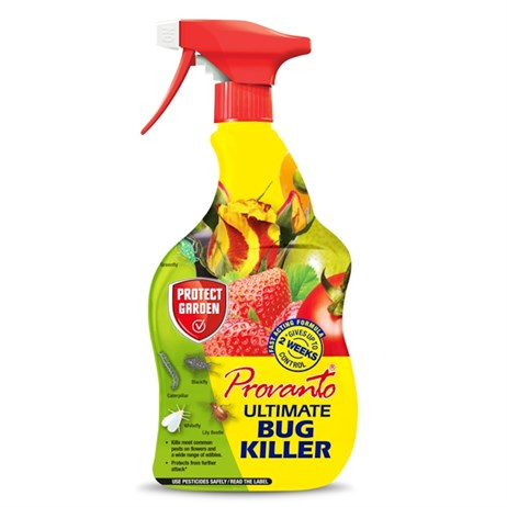 Bayer Provanto Ultimate Bug Killer Ready To Use 1 litre (86600244)
