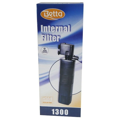 Betta 1300 Fish Tank Internal Filter