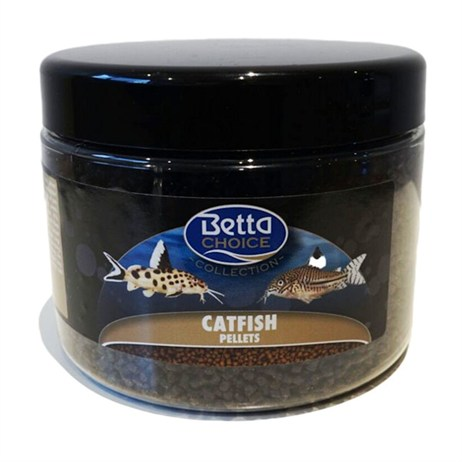 Betta Choice Catfish Pellets 100g Fish Food