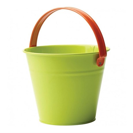 Briers Kids Garden Bucket Green (B7100)