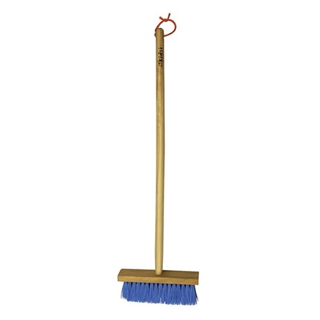 Briers Kids Garden Wooden Handle Sweeping Brush (B5102)