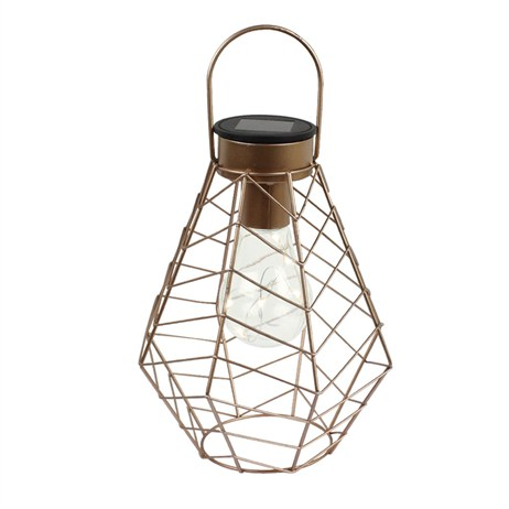 Cole & Bright Solar Diamond Geometric Light (L26223)
