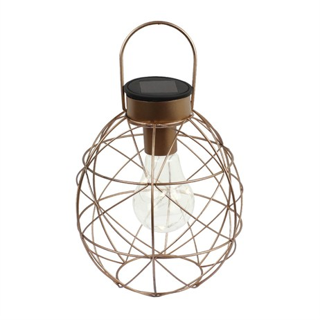 Cole & Bright Solar Sphere Geometric Light (L26222)