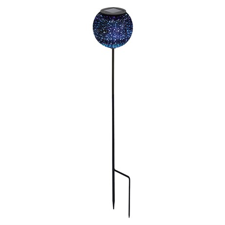 Cole & Bright Solar Sphere Stargazer Stake Light (L26239)