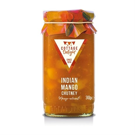 Cottage Delight Indian Mango Chutney - 340g (CD200044)