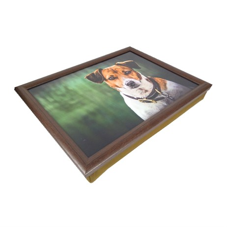 Country Matters Jack Russell Lap Trays (CMLT0124)