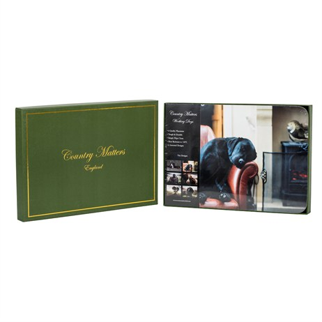 Country Matters Working Dogs Placemats (CMPMWD00001)