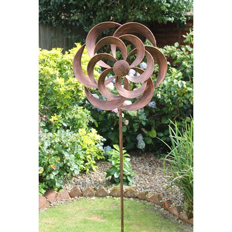 Creekwood Cotswold Wind Spinner - Brushed Copper (48042)