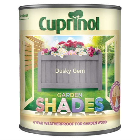 Cuprinol Garden Shades Paint - Dusky Gem 1L (5232365)