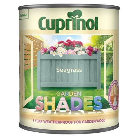 Cuprinol Garden Shades Paint - Seagrass 1L (5083482)