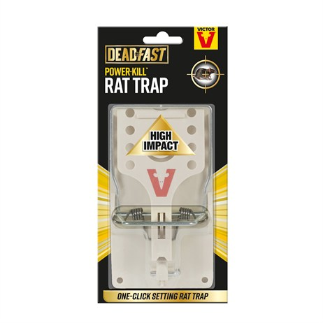 Deadfast Power Kill Rat Trap (20300403)