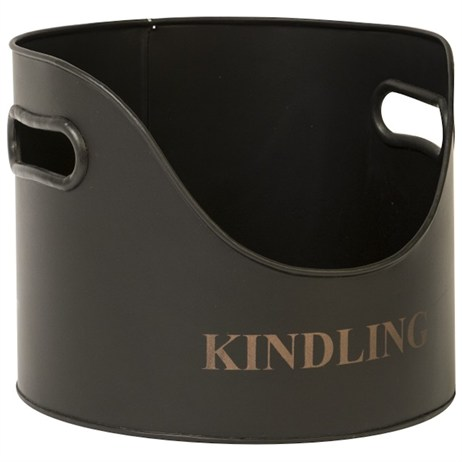 Direct Dispatch Ivyline Iron Round Kindling Holder (WFIRKH)