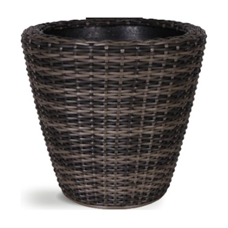 Direct Dispatch Ivyline Rattan Planter (GRRP4745BR)