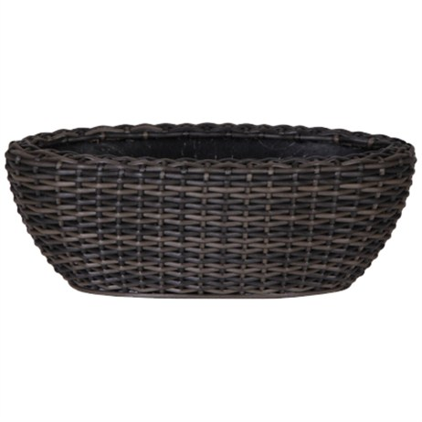Direct Dispatch Ivyline Rattan Trough (GRRP5525BR)