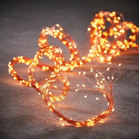 Edelman Copper Wire Christmas Lights String Bundle With 520 LEDs (1072258)