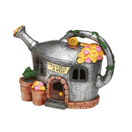 Eden Bloom The Willowdale Collection - Watering Can Fairy House Light - Medium (L26234)