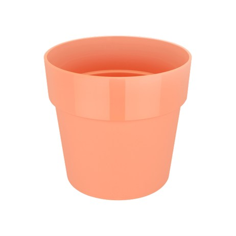 Elho B.For Original Round Pot - 14cm Pot - Peach (9261301448600)