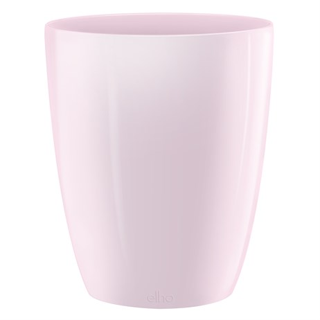 Elho Brussels Diamond Orchid High 15cm Plant Pot - Soft Pink (8141961515301)