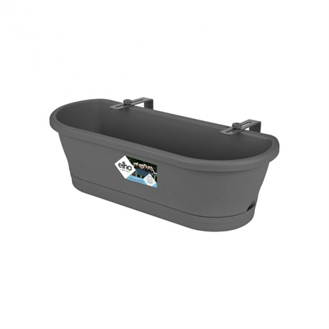 Elho Corsica Easy Balcony 60 Trough - Anthracite (7361605942501)