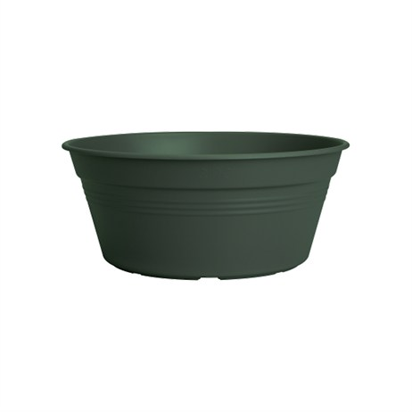 Elho Green Basics Bowl Pot - 33cm - Leaf Green (3151463336000)