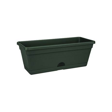 Elho Green Basics Mini Trough 30cm - Leaf Green (6821162936000)