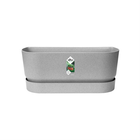 Elho Greenville Plant Hanger Long Trough - Living Concrete (461804543100)