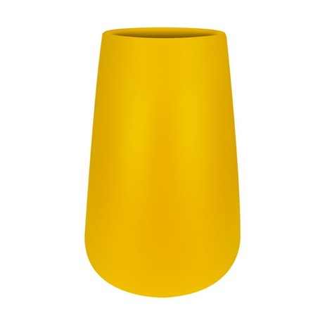 Elho Pure Cone High 45 - Ochre (8996604311800)