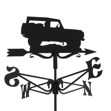 Espira Mini Land Rover Weathervane (2938)