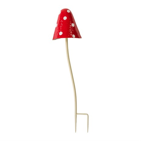 Fountasia Metal Ornament - Fantasy Metal Toadstools - Large - Design 3 (56511)