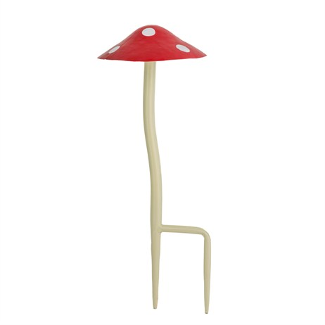 Fountasia Metal Ornament - Fantasy Metal Toadstools - Small - Design 2 (56510)
