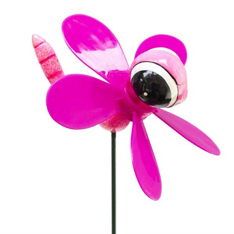 Fountasia Spinner - Dragonfly - Pink Spinner (88007)
