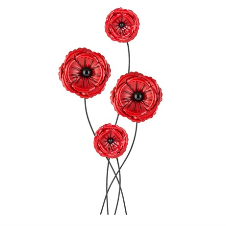 Fountasia Poppies Gallery Picture Wall Art (93717)