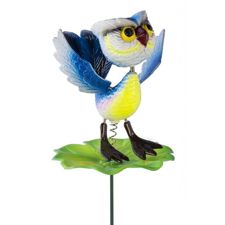 Fountasia Wobbler - Birds Wobblers- Owl (88084)