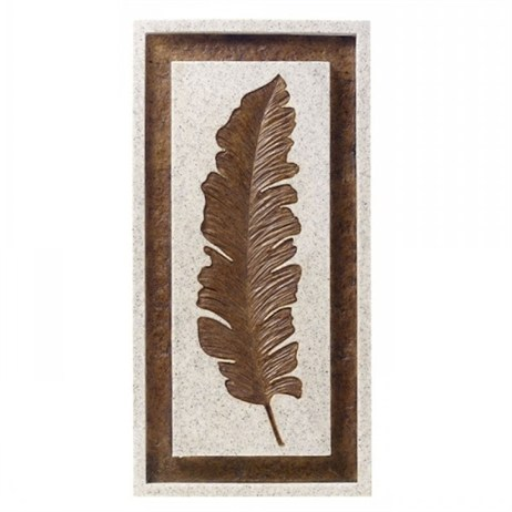Gardman Banana Leaf Wall Tile (17340)