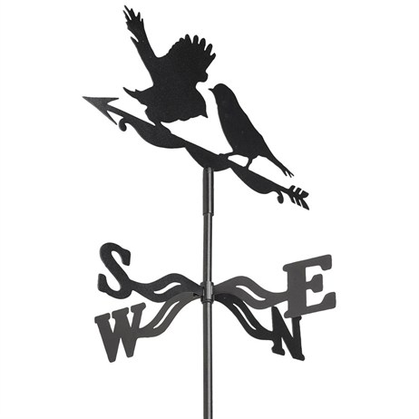 Gardman Bird Weather Vane 24cm x 37cm (17275)