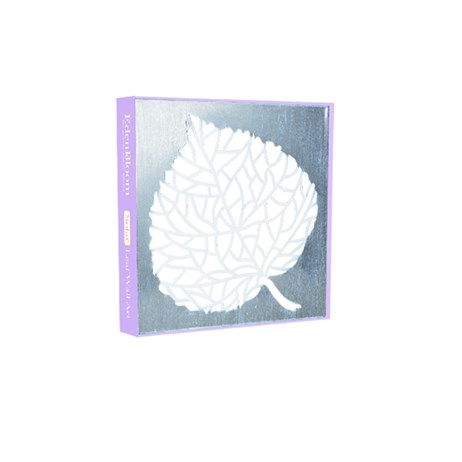 Gardman Eden Bloom Silhouette Leaf Wall Art (L26300)