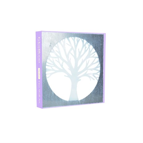 Gardman Eden Bloom Silhouette Tree Wall Art (L26303)