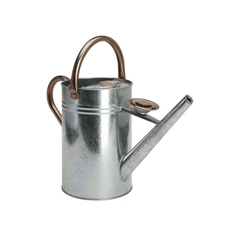 Gardman Metal Watering Can Copper Trim 4.5L (34979SG)