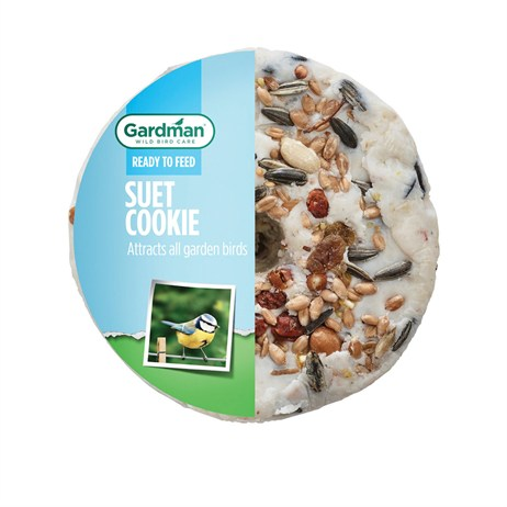 Gardman Suet Cookie Bird Food (A01476)