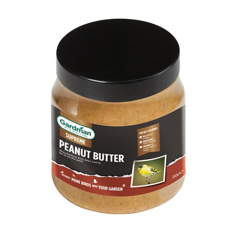 Gardman Supreme Peanut Butter Bird Food (A01496)