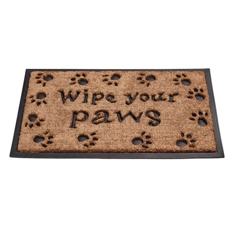 Gardman Wipe Your Paws Mat 45 x 75cm (82324)