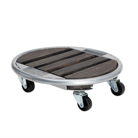 Gardman Wooden and Metal Trolley - Round - 35cm (09004)