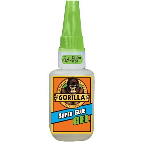 Gorilla Super Glue Gel - 15g (4044400)