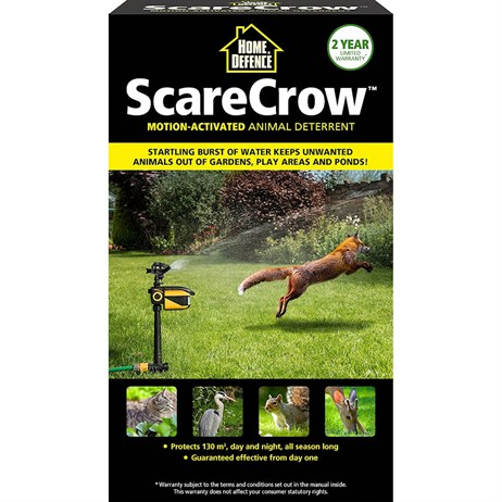 Home Defence Scarecrow Animal Deterrent (119392)