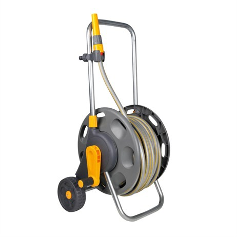 Hozelock 60m Assembled Cart with 30m Hose (2434)