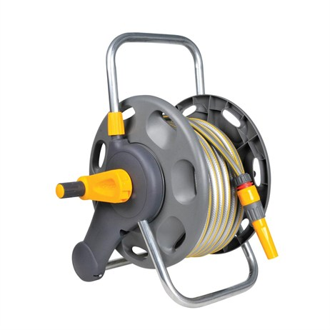 Hozelock 60m Hose Reel with 25m Hose (2499)