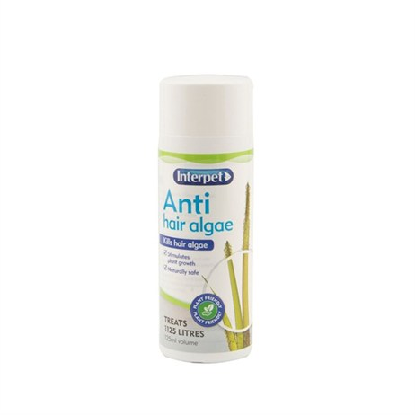 Interpet Anti Hair Algae Fish Water Treatment 125ml